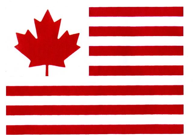 Canadianusaflag