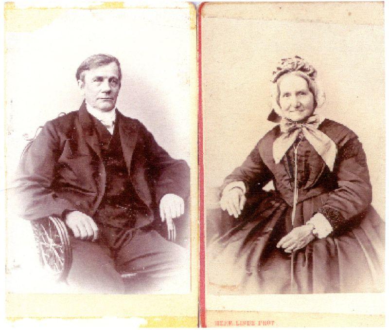 HeinrichBrehmer& WilhelmineBehnBrehmer