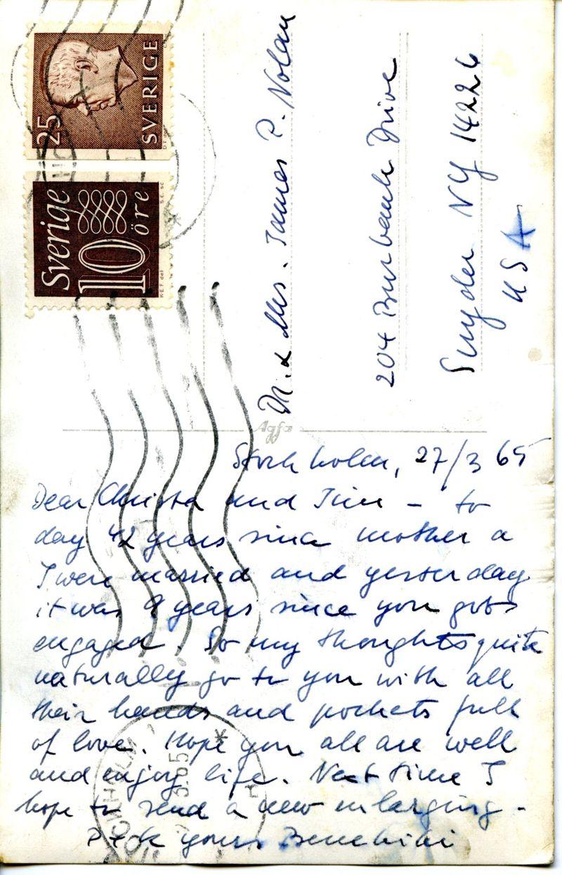 MomChrisBengt PostcardBack