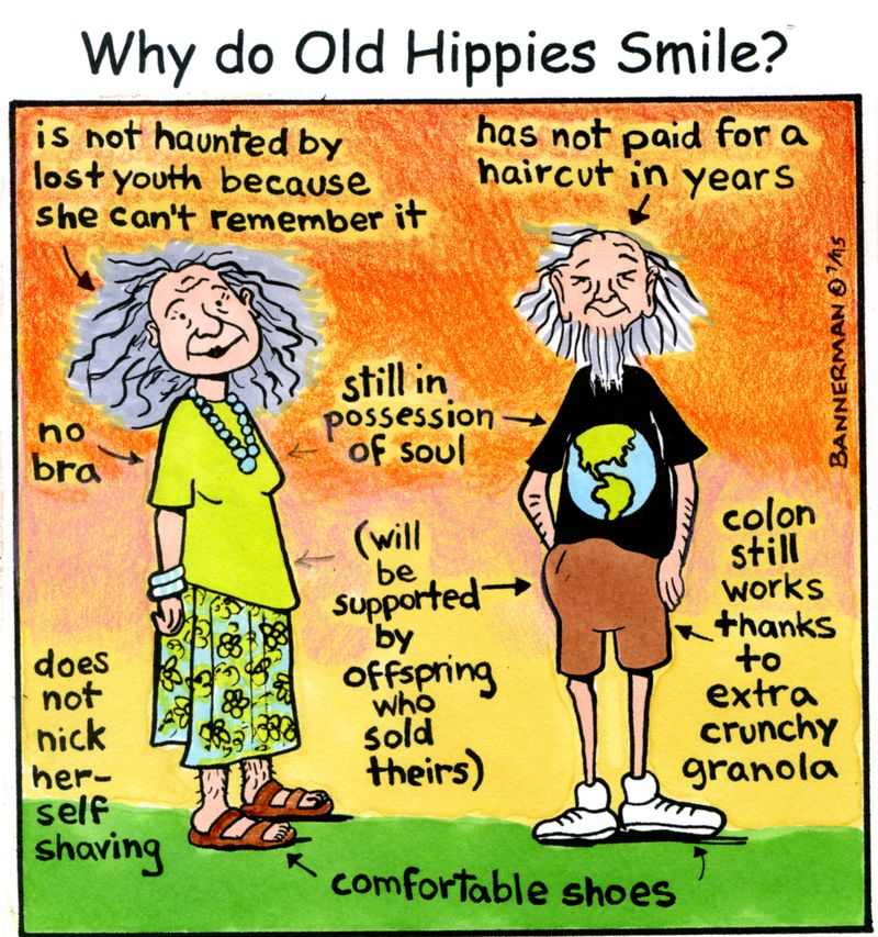 Oldhippiescartoon