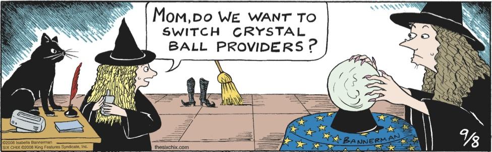 CrystalBallProviders