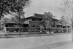 Heath House Exterior
