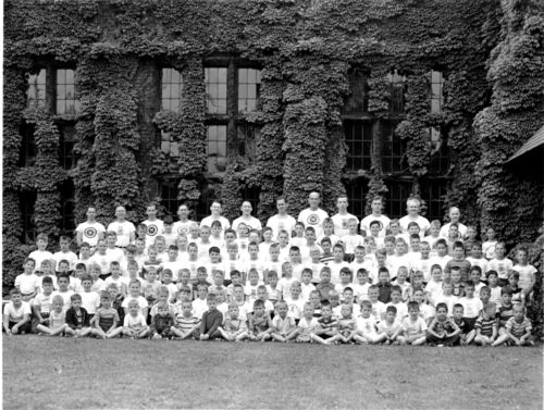 NicholsSchoolCamp1950