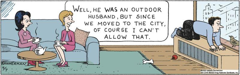 Outdoorhusband