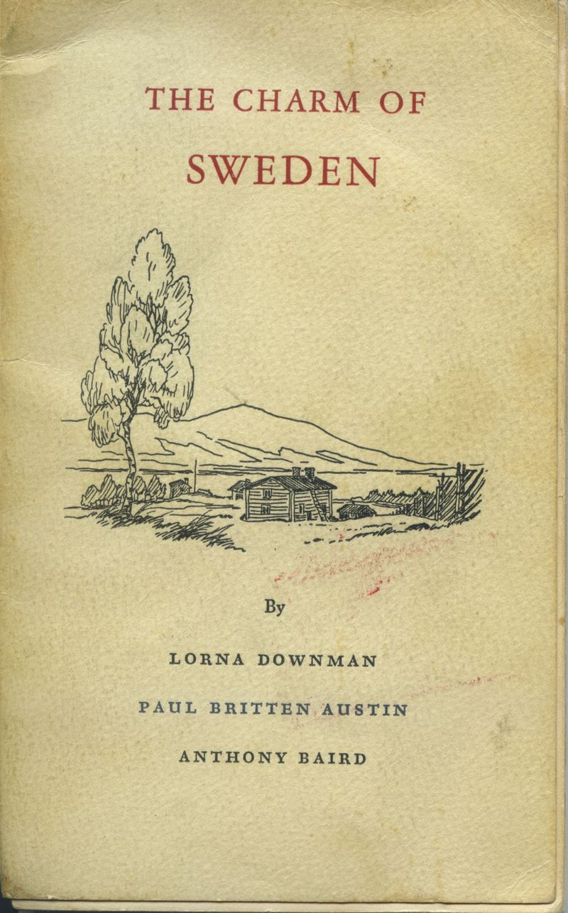 Charm Sweden Cover