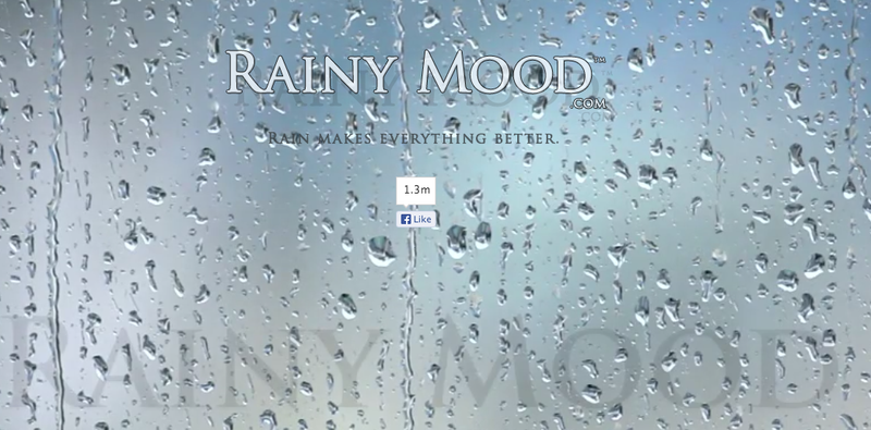 Rainy Mood Screen shot