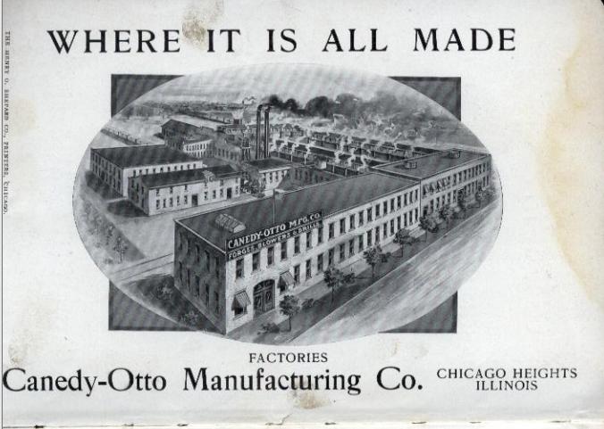 Canedy-Otto Factory