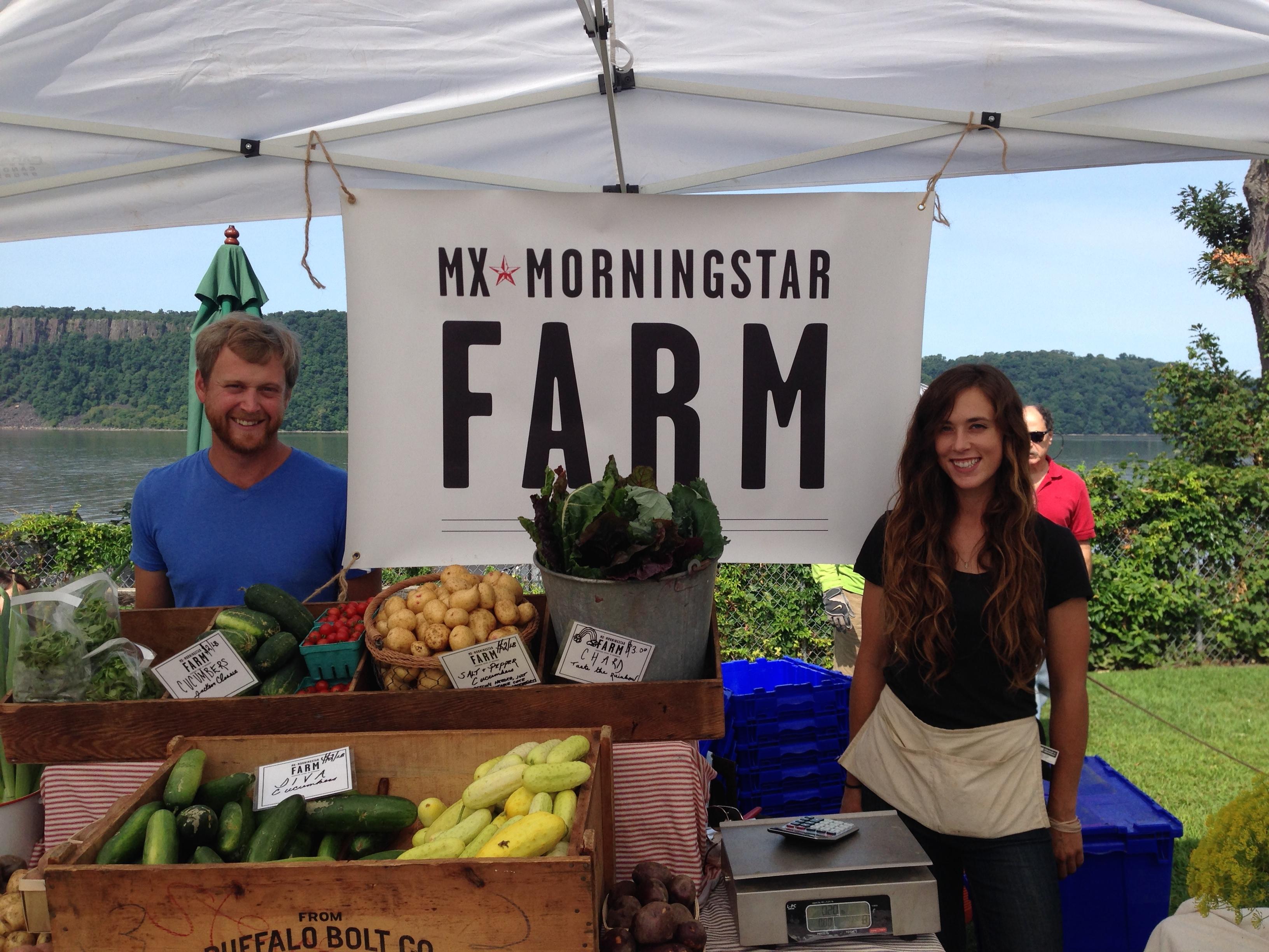 Buffalo Bolt Company Boxes And Veggies At Mx Morningstar Farm Stand Jim Nolan S Blog