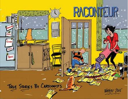 RACONTEUR COVER
