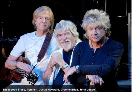 Moody Blues Tour