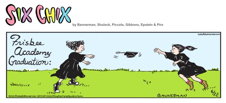 Bannerman graduation cartoon