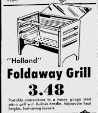 Holland Grill CU