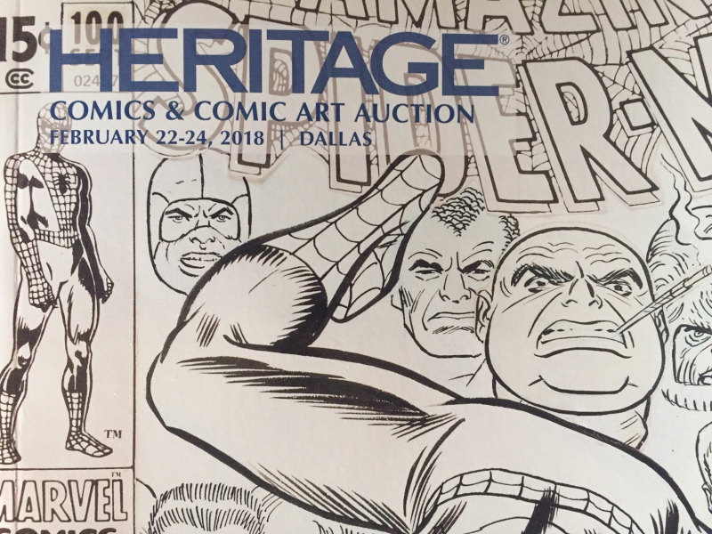 Heritage Auctions Cover Tight