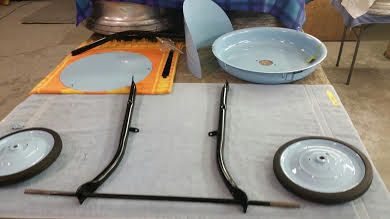 Buffalo Forge grill parts