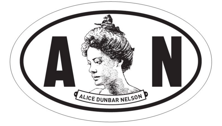 Alice Dunbar Nelson BW