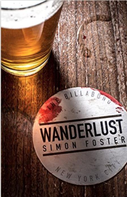Simon Foster Wanderlust Cover