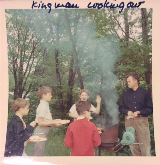 Lake Erie Cookout 1969
