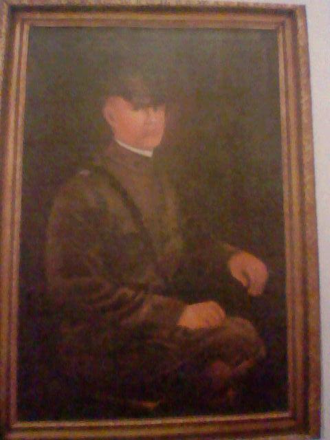 Lt. Duddy Portrait
