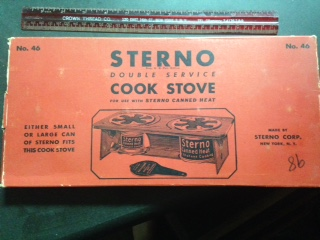 Sterno Box Side View
