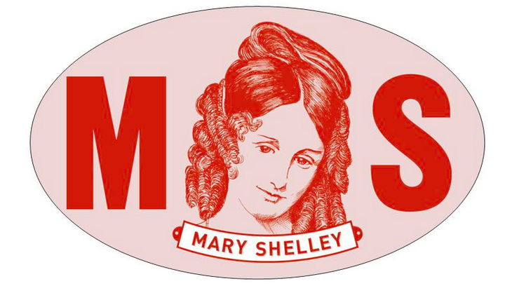 Mary Shelley sticker