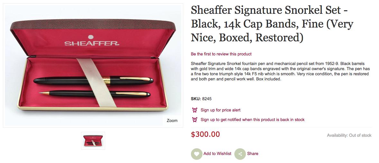 Parker Ballpoint Pen Jotter - Coral + Leather Pouch + BIG BOX
