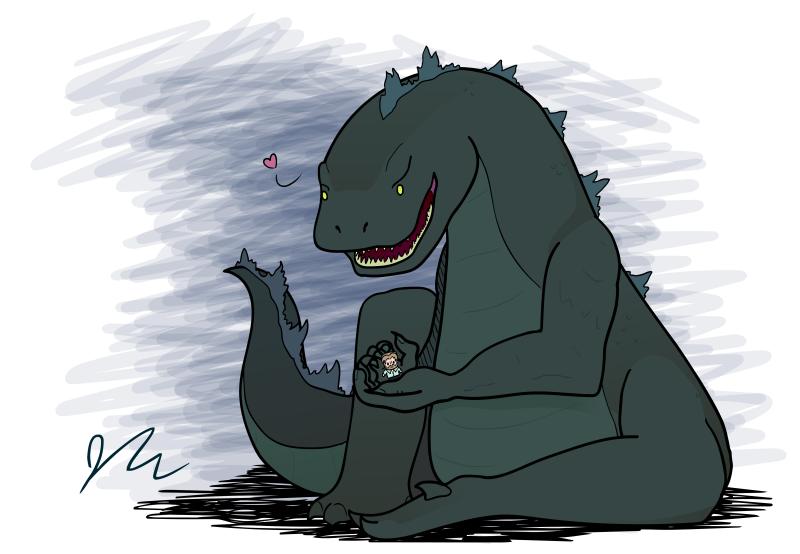 Godzillabig