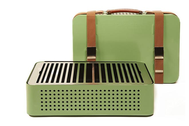 Mon Oncle Barbecue Briefcase