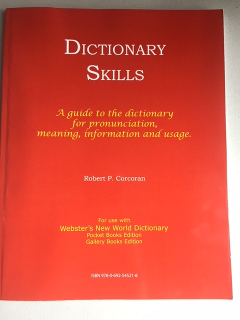 Dictionary Skills Cover