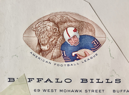 Bills letterhead from Harley 2