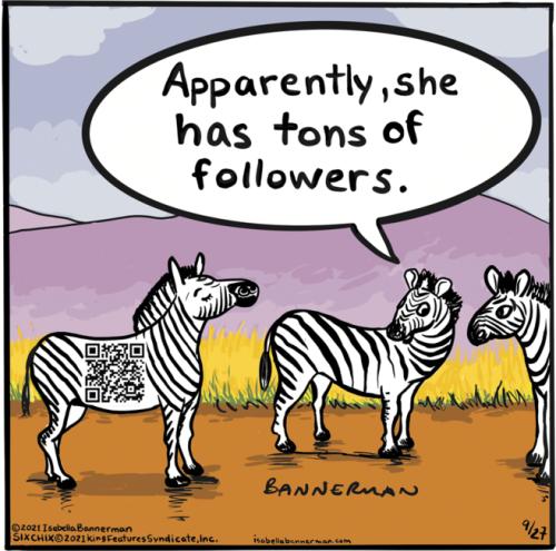 Bannerman Tons of Followers